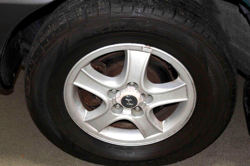 2003 Hyundai Santa Fe LX