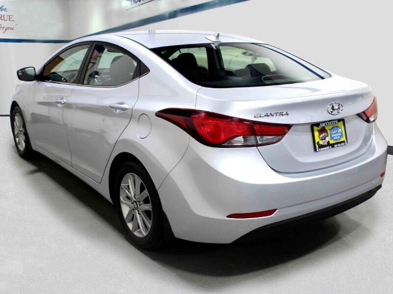 2015 Hyundai Elantra SE 6AT