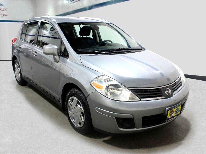 2009 Nissan Versa 1.8 S Hatchback