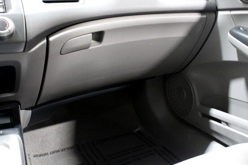 2007 Honda Civic EX Sedan AT with Navigation