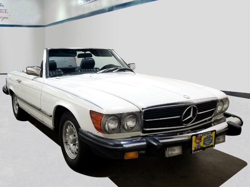 Used 1983 Mercedes-Benz 380 SL for Sale in Chicago IL ...