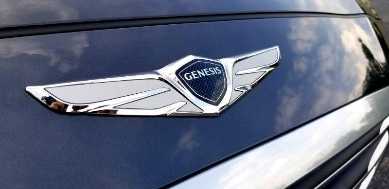 2017 Genesis G80 3.8 AWD Ultimate