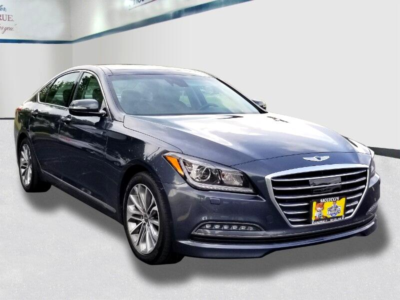 2017 Genesis G80 3.8 AWD Ultimate