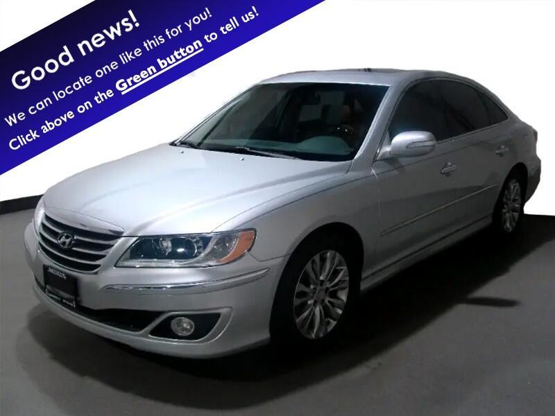 Hyundai Azera Limited 2011