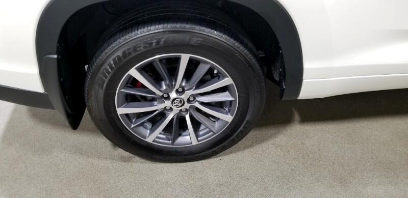 2017 Toyota Highlander XLE AWD V6