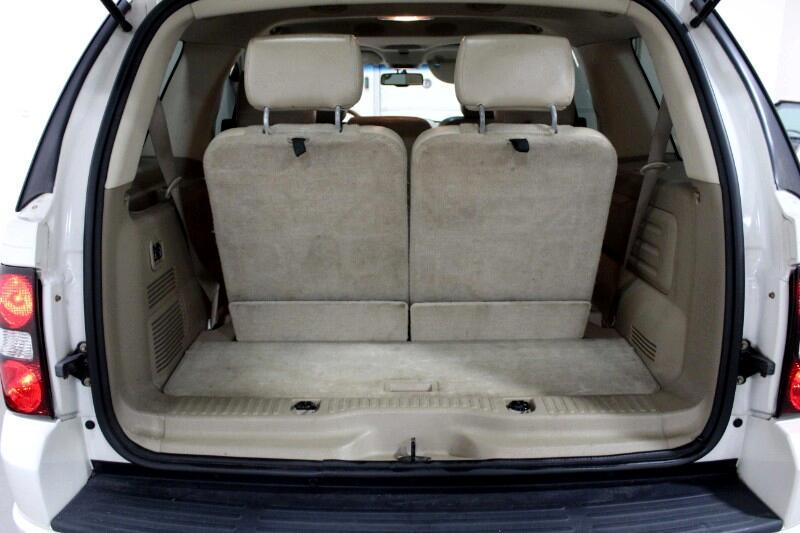 2007 Ford Explorer Limited 4.0L 4WD