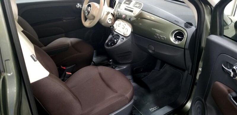 2015 Fiat 500 Pop Hatchback