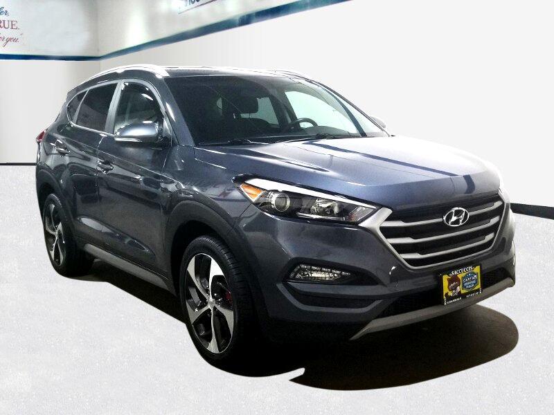 Hyundai Tucson Sport AWD 2017