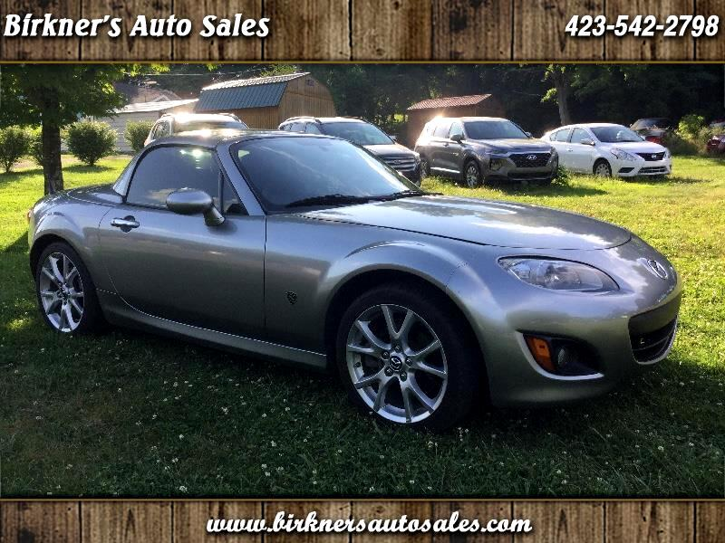 Mazda MX-5 Miata Grand Touring Power Hard Top MT 2013