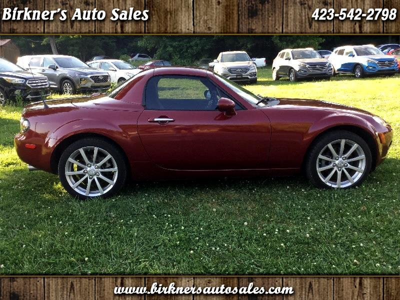 Mazda MX-5 Miata Touring Power Retractable Hardtop 2008