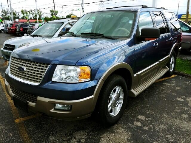 2004 Ford Expedition Eddie Bauer 5.4L 4WD