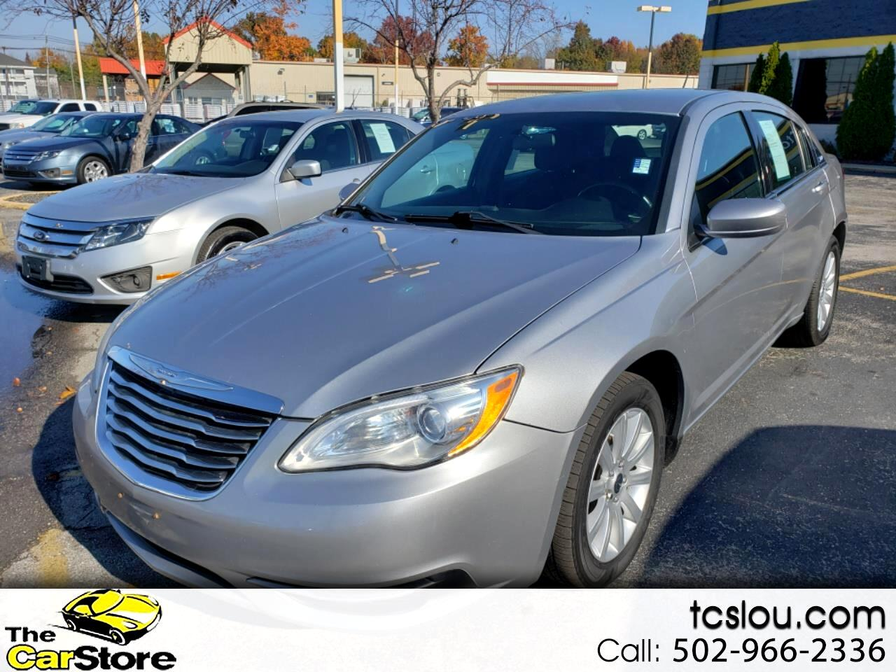 2013 Chrysler 200 4dr Sdn Touring