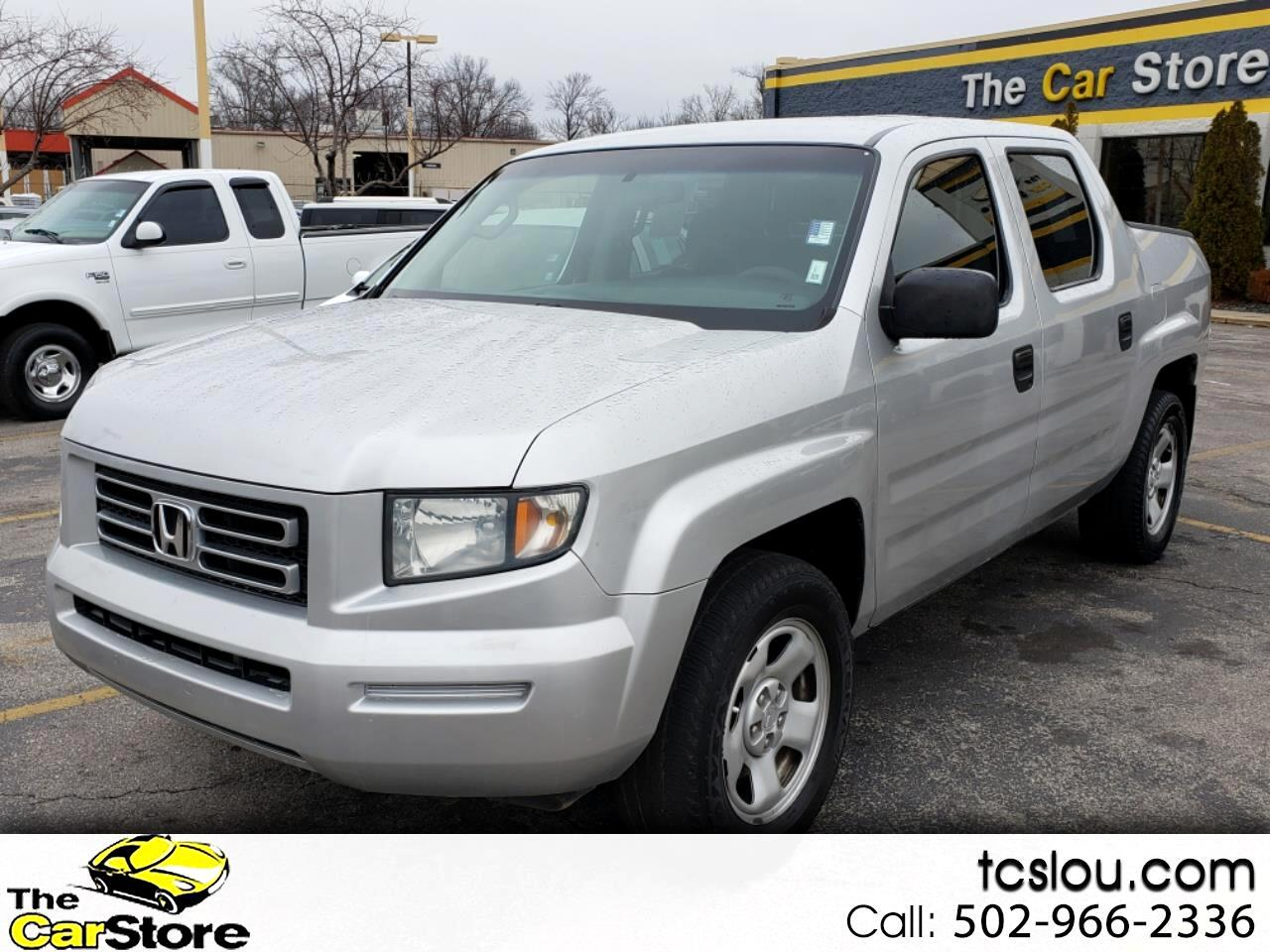 2006 Honda Ridgeline RT AT