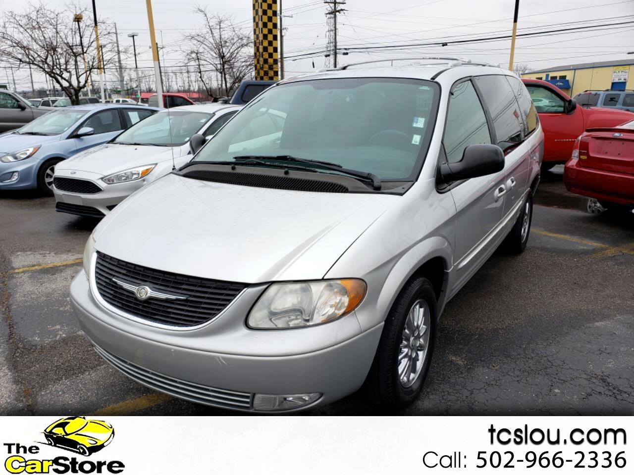 2003 Chrysler Town & Country 4dr Limited FWD