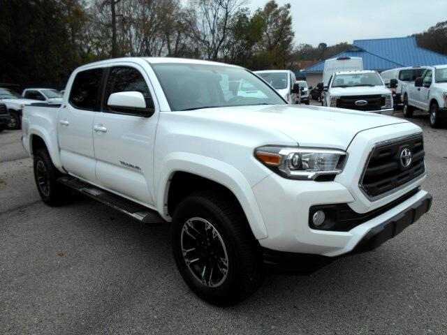 2016 Toyota Tacoma SR5 Double Cab Short Bed V6 5AT 2WD
