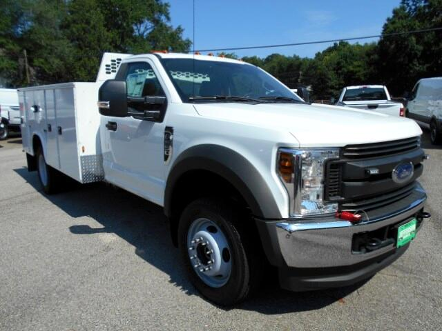 2018 Ford F-550 Regular Cab DRW 4WD