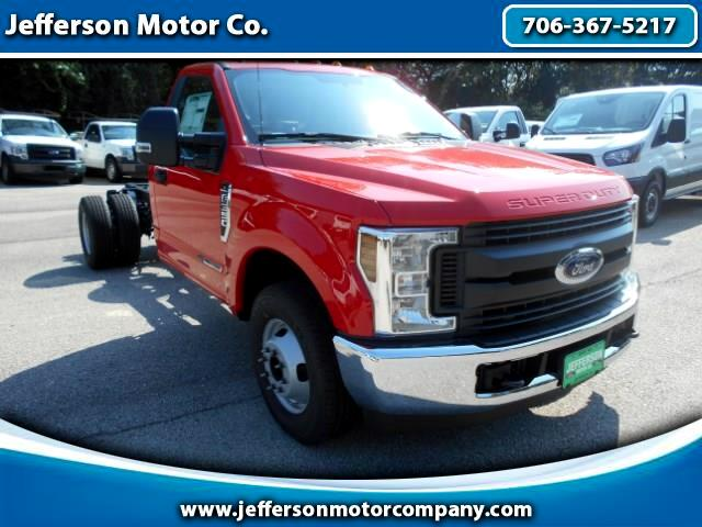 2019 Ford F-350 SD XL DRW 2WD