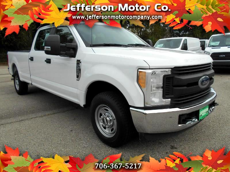 2017 Ford F-250 SD XL Crew Cab Long Bed 2WD