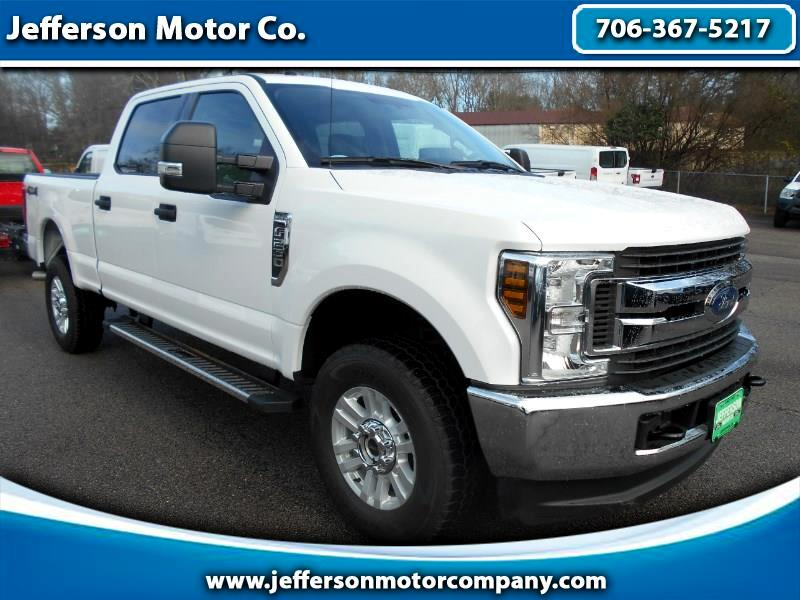 2018 Ford F-250 XLT Crew Cab Short Bed 4WD