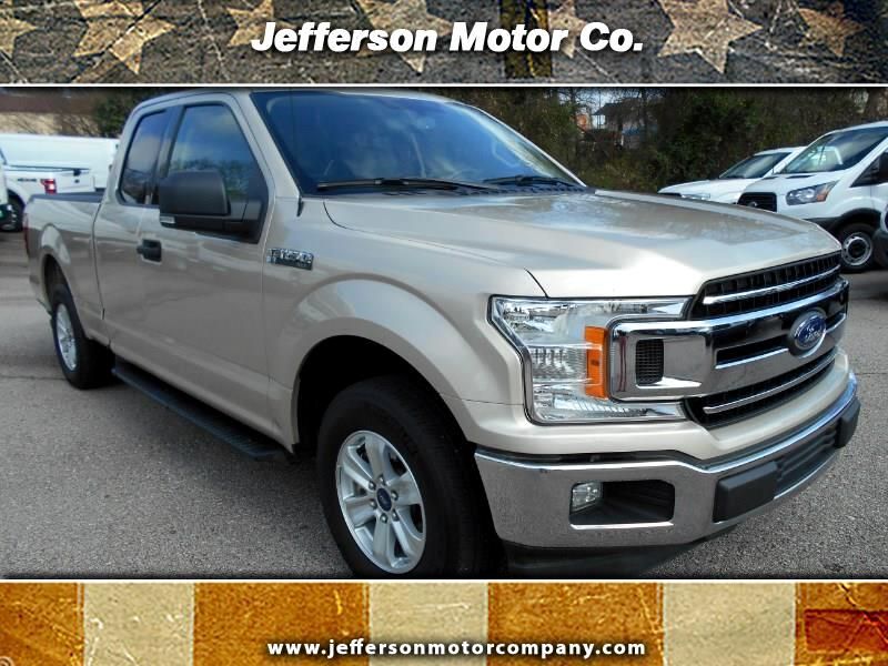 2018 Ford F-150 XLT SuperCab 6.5-ft. Bed 2WD