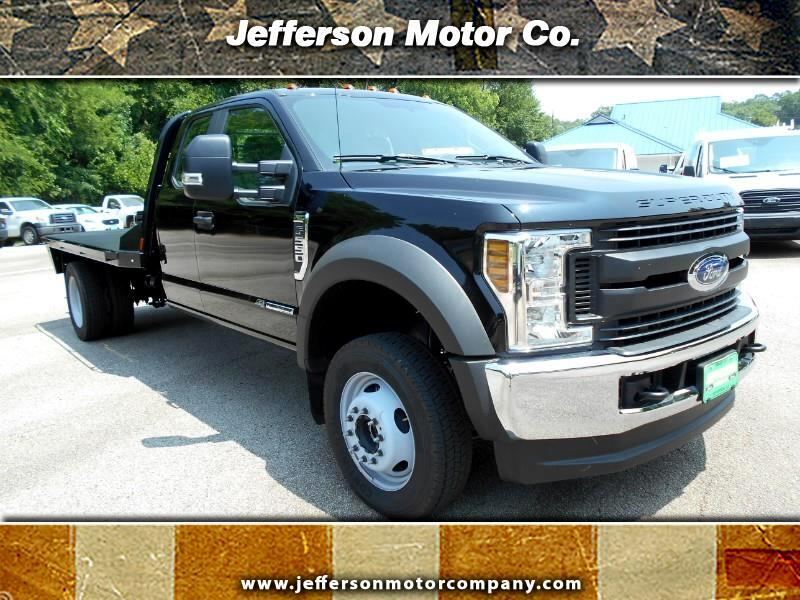 2019 Ford F-550 SuperCab DRW 4WD