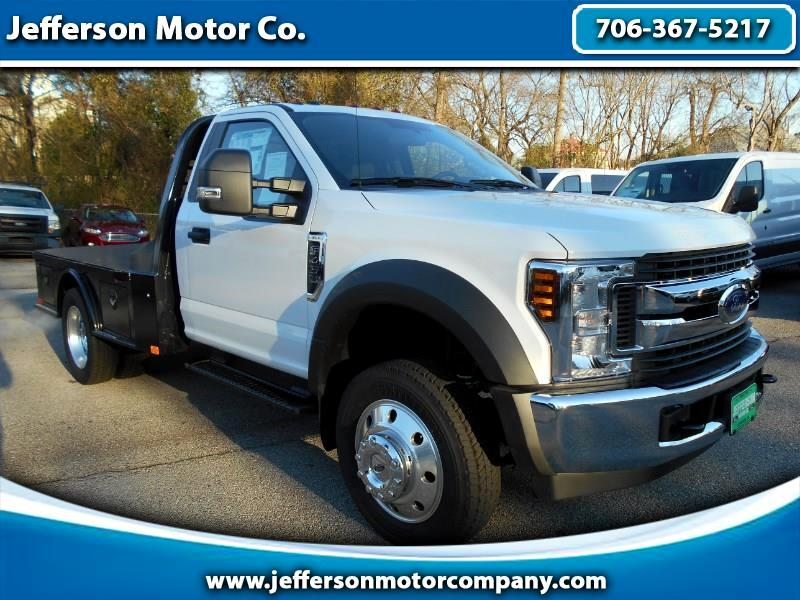 2019 Ford F-450 SD Regular Cab DRW 2WD