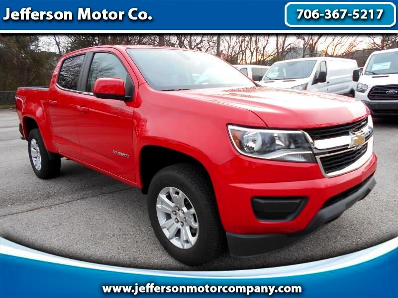 2018 Chevrolet Colorado LT1 Crew Cab 2WD