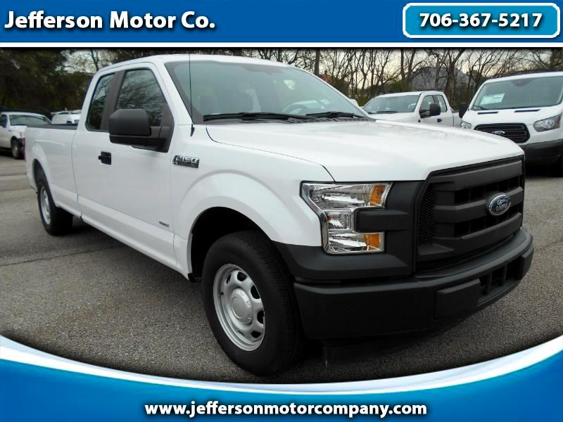 2017 Ford F-150 XL SuperCab Long Bed 2WD