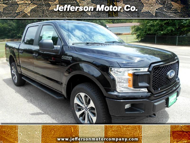 2019 Ford F-150 XL SuperCrew 5.5-ft. Bed 4WD