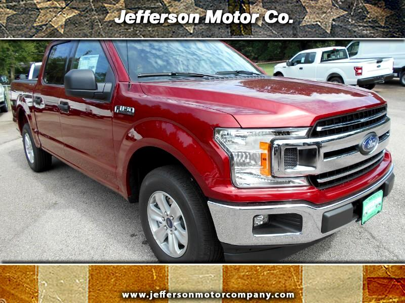 2019 Ford F-150 XLT SuperCrew 5.5-ft. Bed 2WD