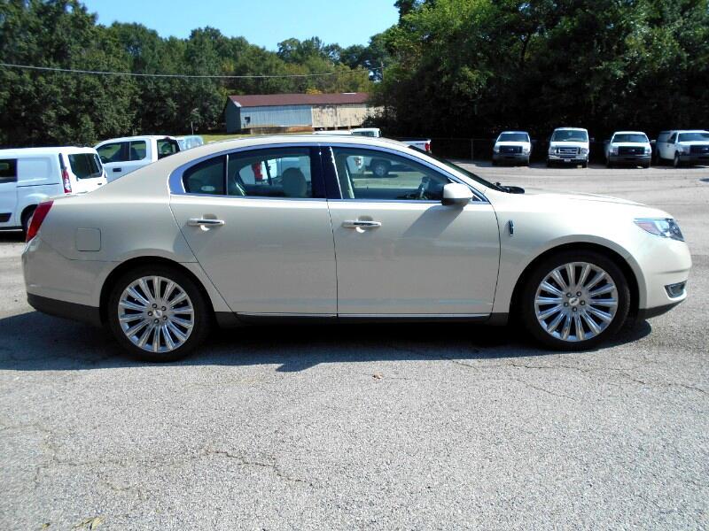 2016 Lincoln MKS FWD
