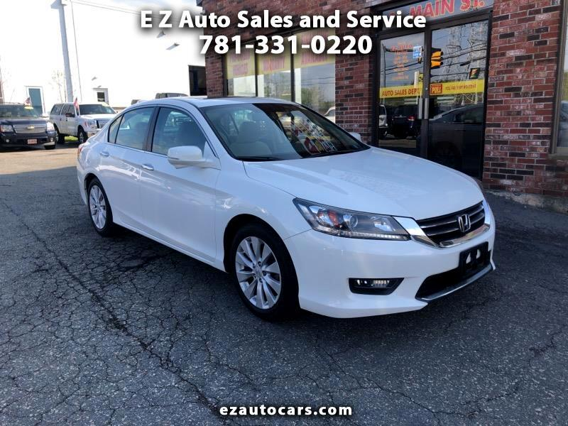 Honda Accord EX Sedan CVT 2014