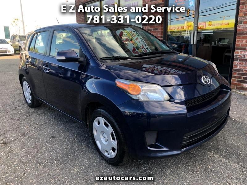 2014 Scion xD 5-Door Hatchback 4-Spd AT