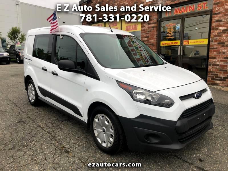 Ford Transit Connect Cargo Van XL SWB w/Rear Liftgate 2016