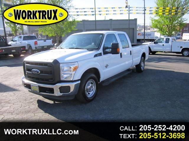 2016 Ford F-250 SD XL Crew Cab 2WD