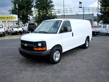 2014 Chevrolet G2500
