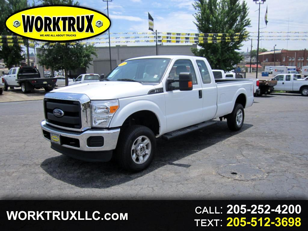 "2016 Ford Super Duty F-250 SRW 4WD SuperCab 158"" XL"