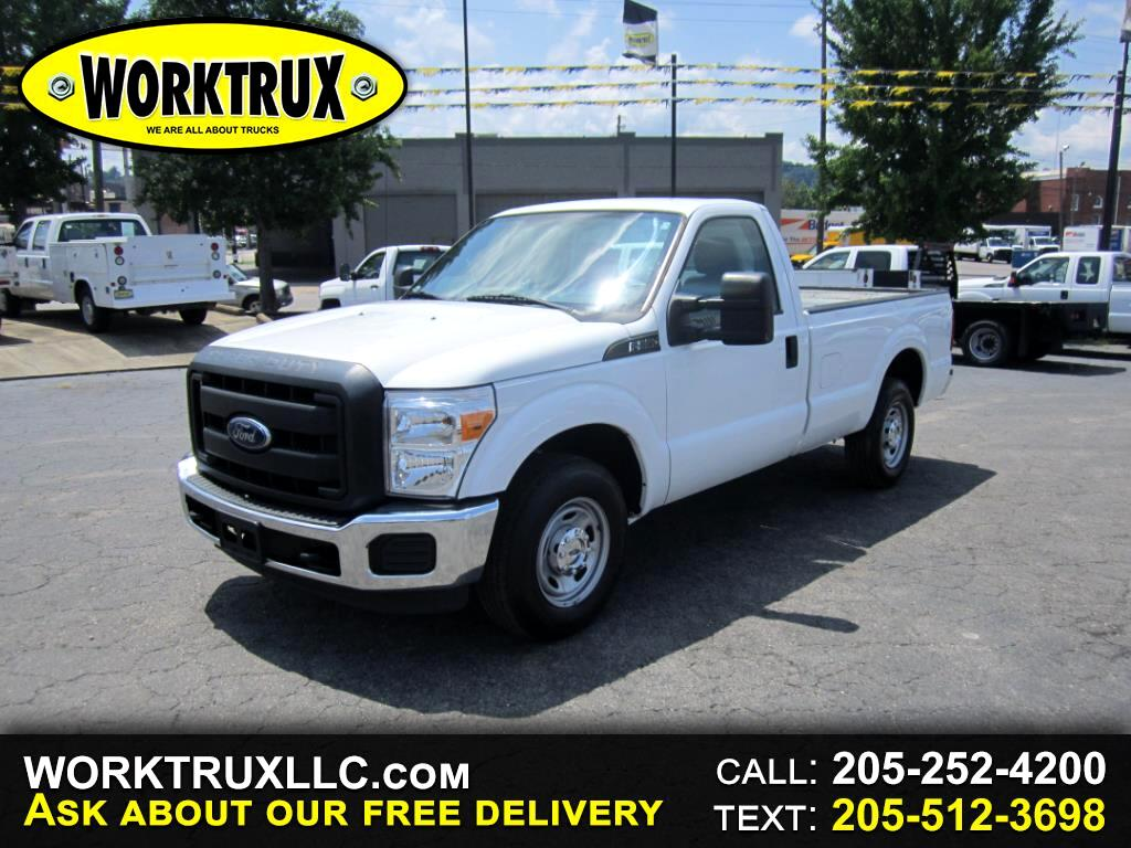 "2015 Ford Super Duty F-250 SRW 2WD Reg Cab 137"" XL"