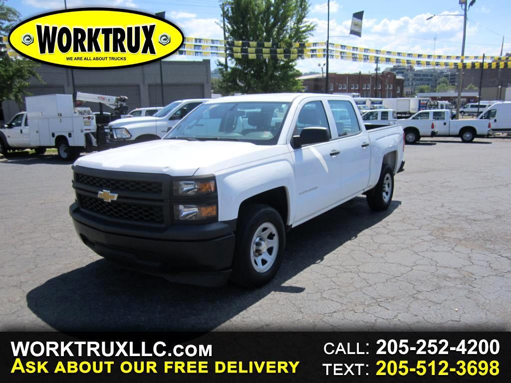 """2014 Chevrolet Silverado 1500 2WD Crew Cab 143.5"""" Work Truck w/1WT"""