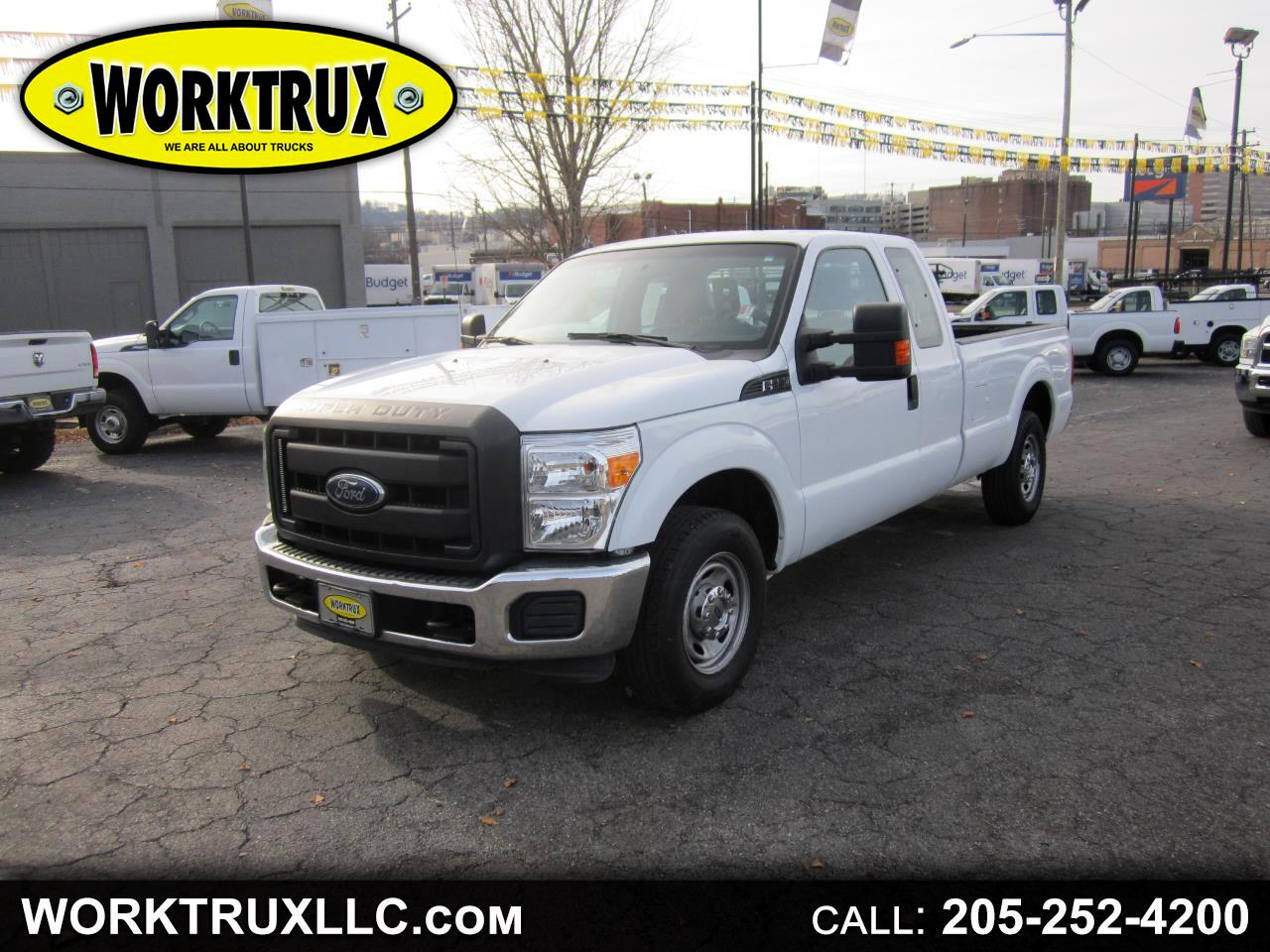 "2016 Ford Super Duty F-250 SRW 2WD SuperCab 142"" XL"