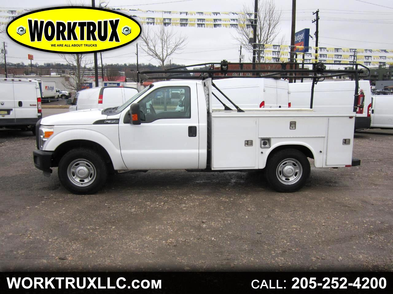 2012 Ford Super Duty F-350 SRW 2WD Reg Cab 137