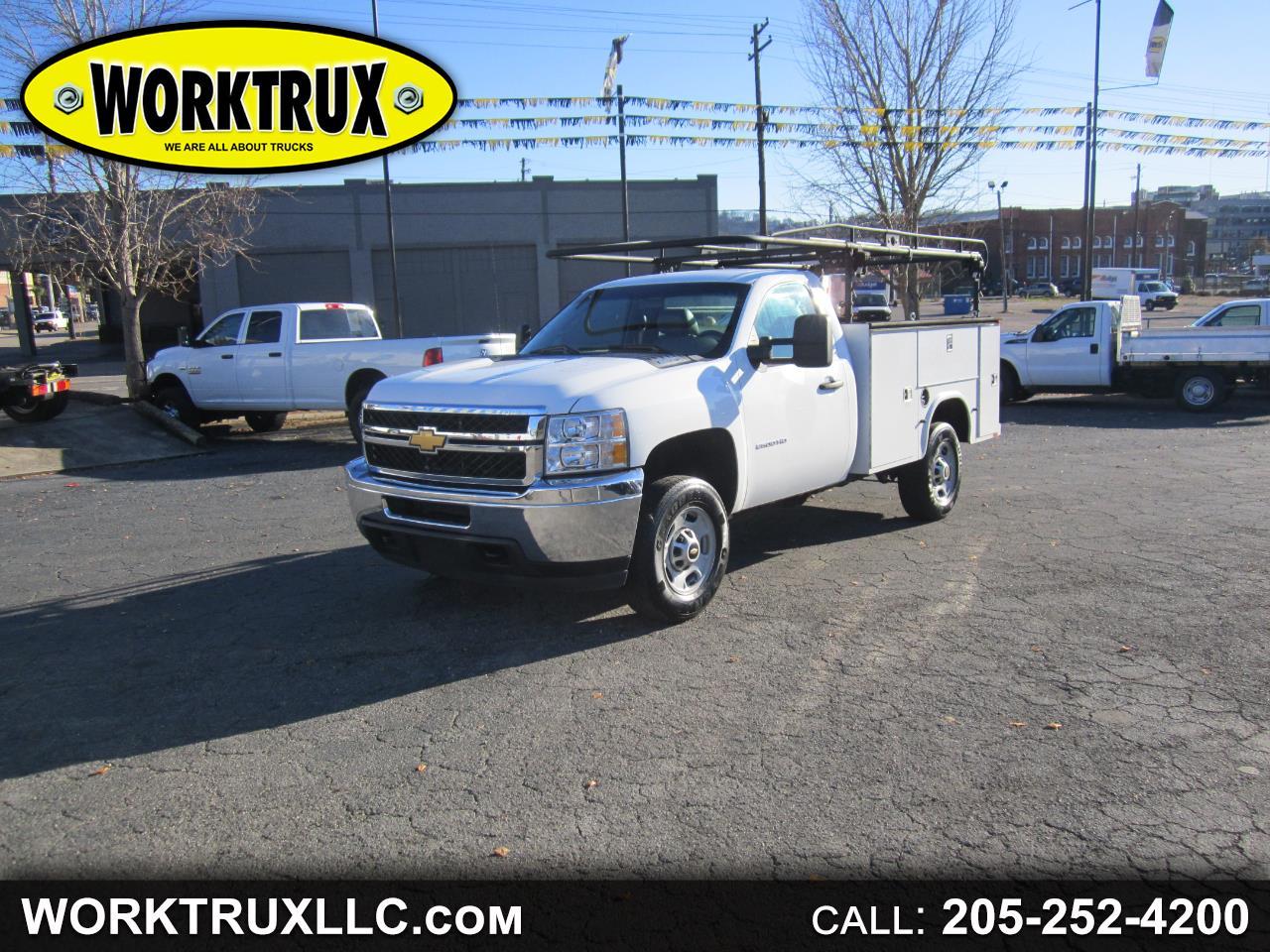 """2013 Chevrolet Silverado 2500HD 2WD Reg Cab 133.7"""" Work Truck"""