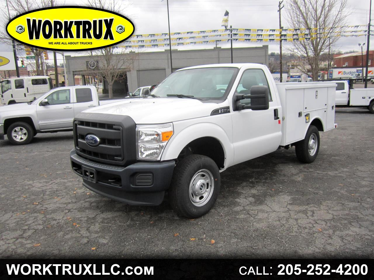 2016 Ford Super Duty F-250 SRW 4WD Reg Cab 137
