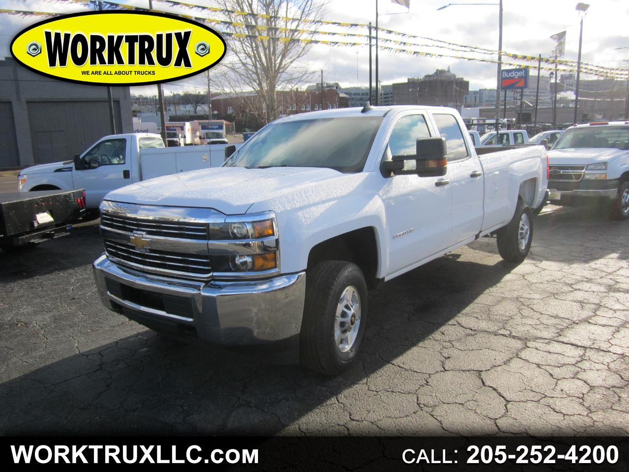2016 Chevrolet Silverado 2500HD 2WD Double Cab 158.1