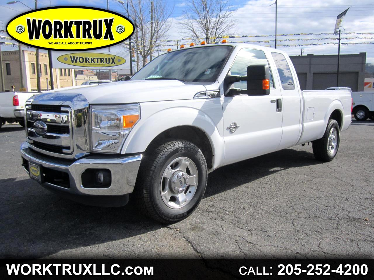 "2016 Ford Super Duty F-250 SRW 2WD SuperCab 142"" XLT"