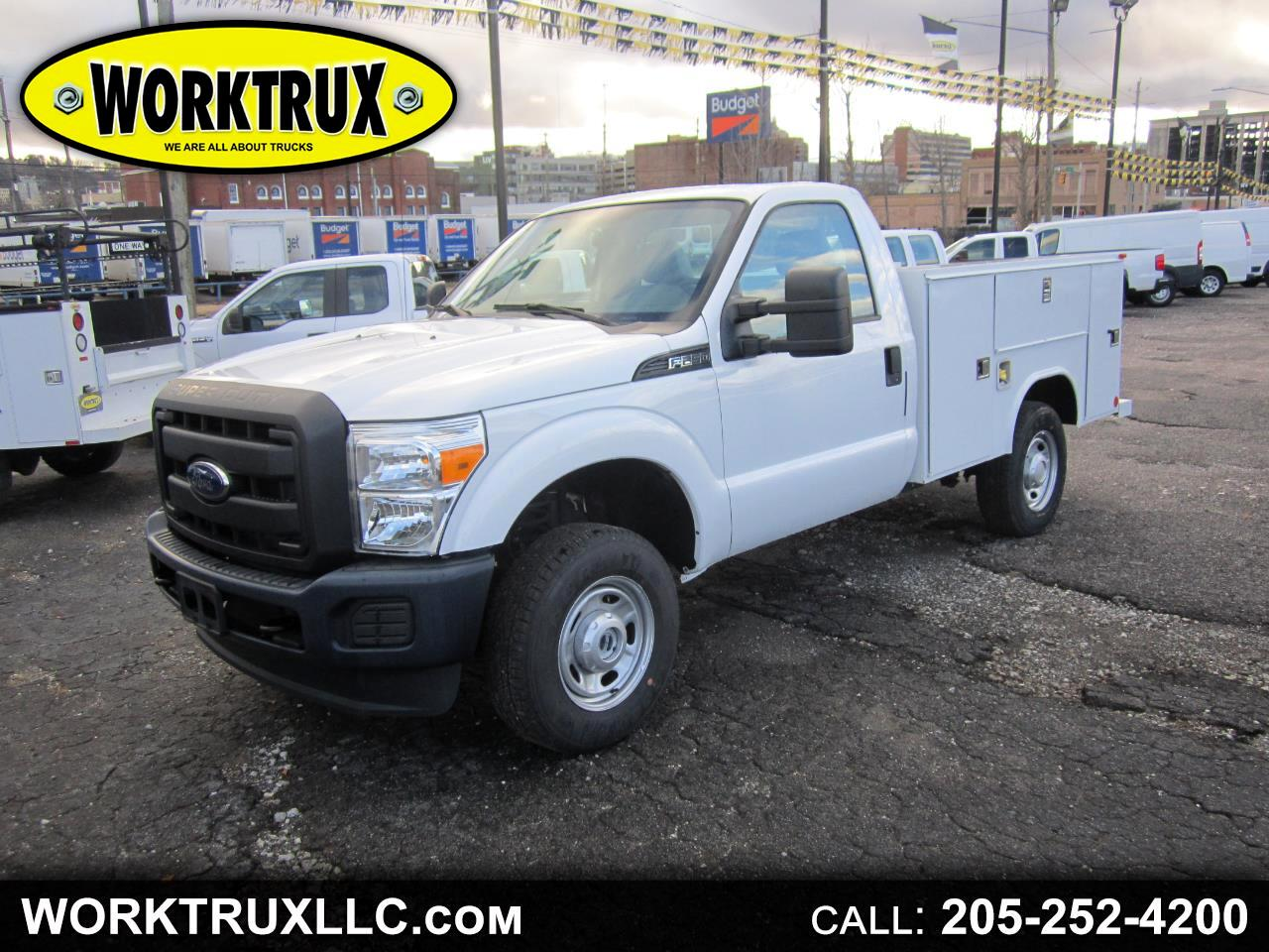 "2016 Ford Super Duty F-250 SRW 4WD Reg Cab 137"" XL"