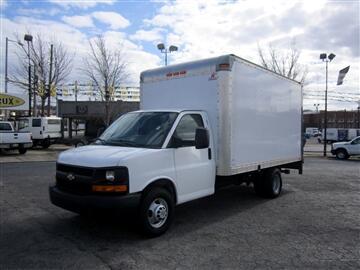 2011 Chevrolet Express Commercial Cutaway
