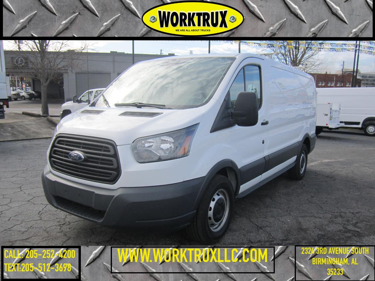 "2015 Ford Transit Cargo Van T-150 130"" Low Rf 8600 GVWR Swing-Out RH Dr"