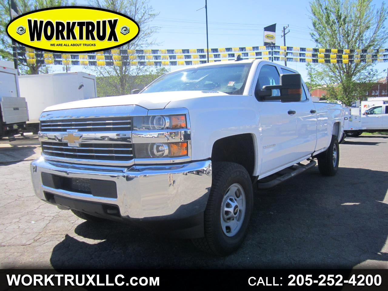 "2015 Chevrolet Silverado 2500HD Built After Aug 14 4WD Crew Cab 167.7"" Work Truck"