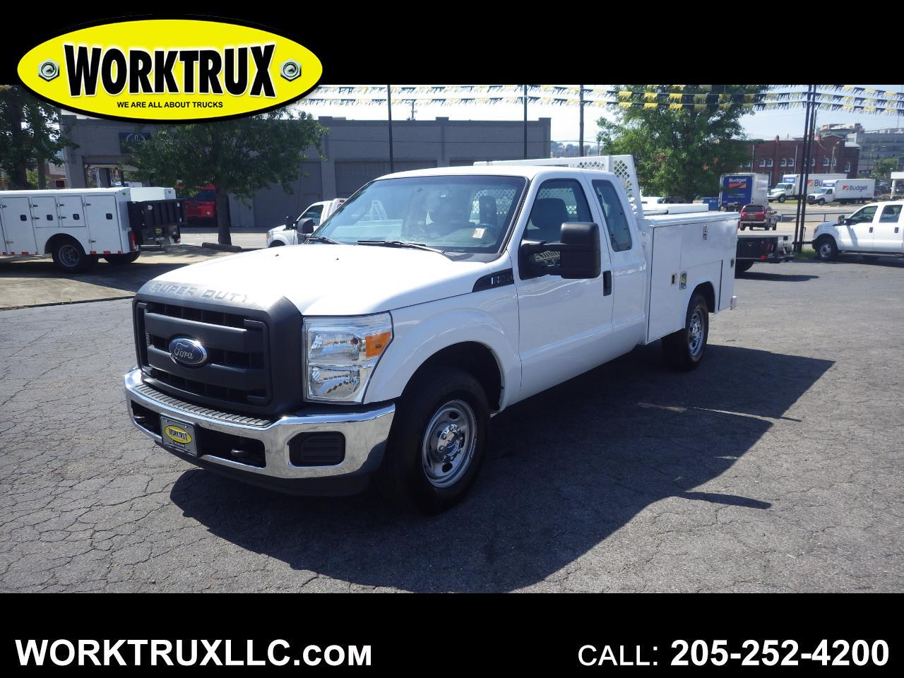 "2016 Ford Super Duty F-250 SRW 2WD SuperCab 158"" XL"